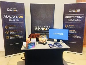 digital transformation conference stand