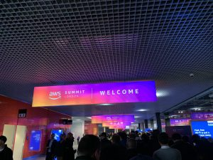 Welcome to the AWS Summit